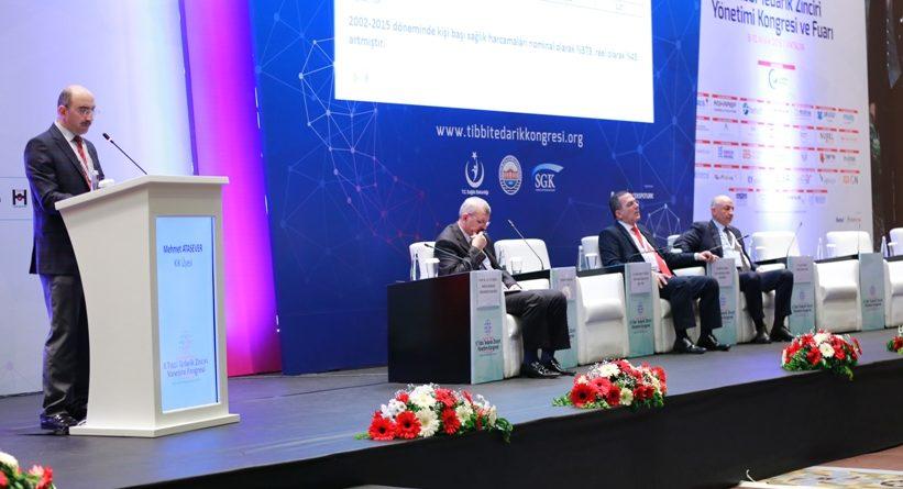 Tıbbi Tedarik Zinciri Yönetim Süreçleri ve Uygulama Modelleri Paneli Yapıldı