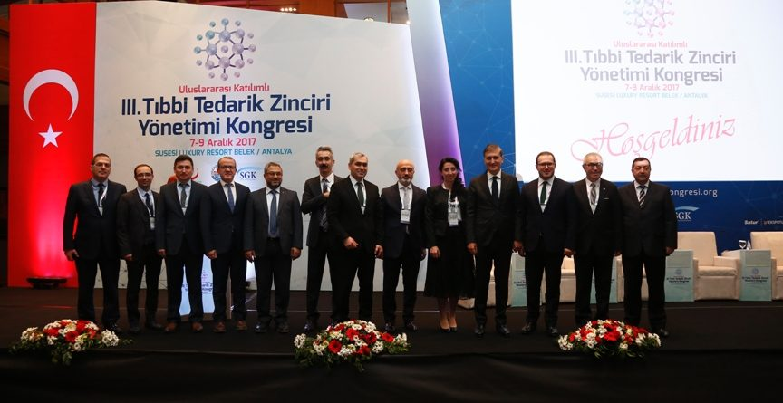 III. Tıbbi Tedarik Zinciri Yönetimi Kongresi