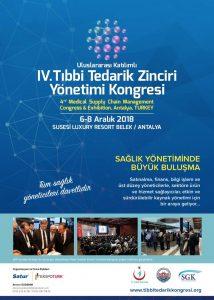 IV. Tıbbi Tedarik Zinciri Yönetimi Kongresi ve Fuarı
